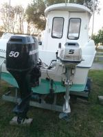 Photo Quicksilver 500 Pilothouse Occasion de 2007