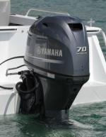 Photo Yamaha F70 AETL EFI Occasion de 2011