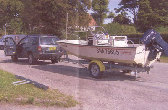 Photo Boston Whaler 17 montauk Occasion de 1987