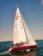 Photo Beneteau FIGARO 1 Occasion de 1993