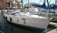 Photo Beneteau OCEANIS 390 Occasion de 1989