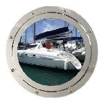 Photo fountaine pajot Bahia 46 Occasion de 2004