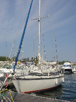 Photo Dufour Yacht DUFOUR 29 Occasion de 1978