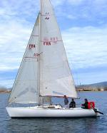 Photo Beneteau First Classe 8 Occasion de 1982