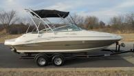 Photo SEA RAY Sundeck 220 Occasion de 2006