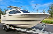 Photo BAYLINER Ciera 2452 Occasion de 2000