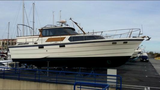yacht bau occasion de 1974