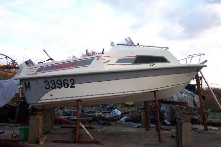 Marque remorque bateau