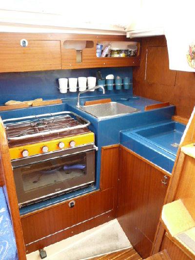 dufour yacht dufour 31 occasion de 1978