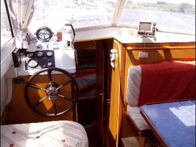 Antares bateau