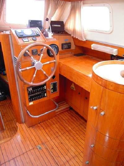 dufour yacht 12000 ct occasion de 1978