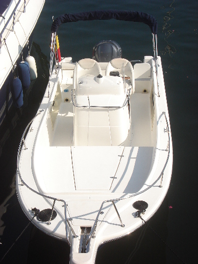 kelt white shark 225 occasion de 2006