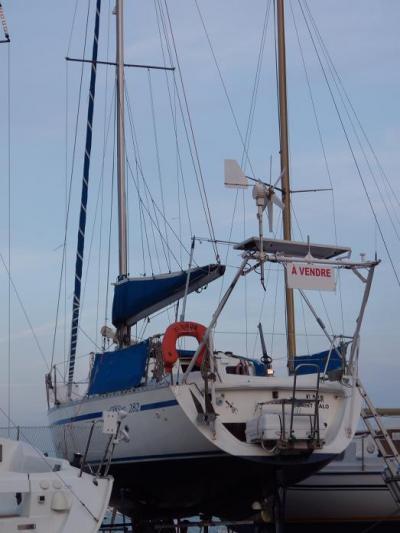 gibert marine  joubert gib sea 282 di occasion de 1991