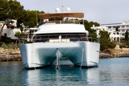 Plateforme hydraulique bateau